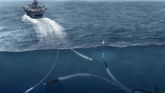 Navy Testing SSTD Torpedo Defense