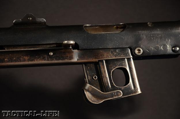 PPS-43 SMG Submachine Gun Magazine Well