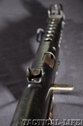 PPS-43 SMG Submachine Gun Rear Sight