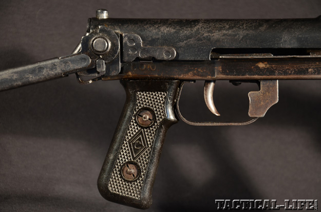 PPS-43 SMG Submachine Gun Triggeer