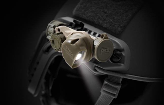 Petzl STRIX Tactical Headlamps