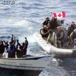 Piracy Canadian Intercept