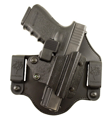 IACP 2013 - DeSantis Prowler with Glock