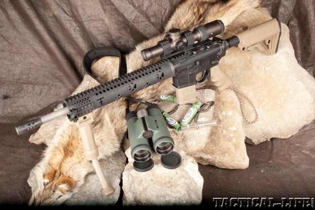 RRA LAR-15 Fred Eichler Series Predator
