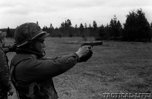 Ranger Weapons Training