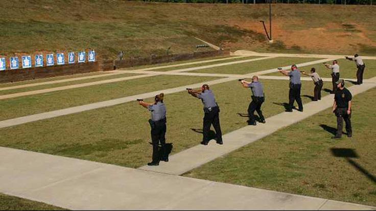 Rockdale County Sheriff's Office Goes Glock