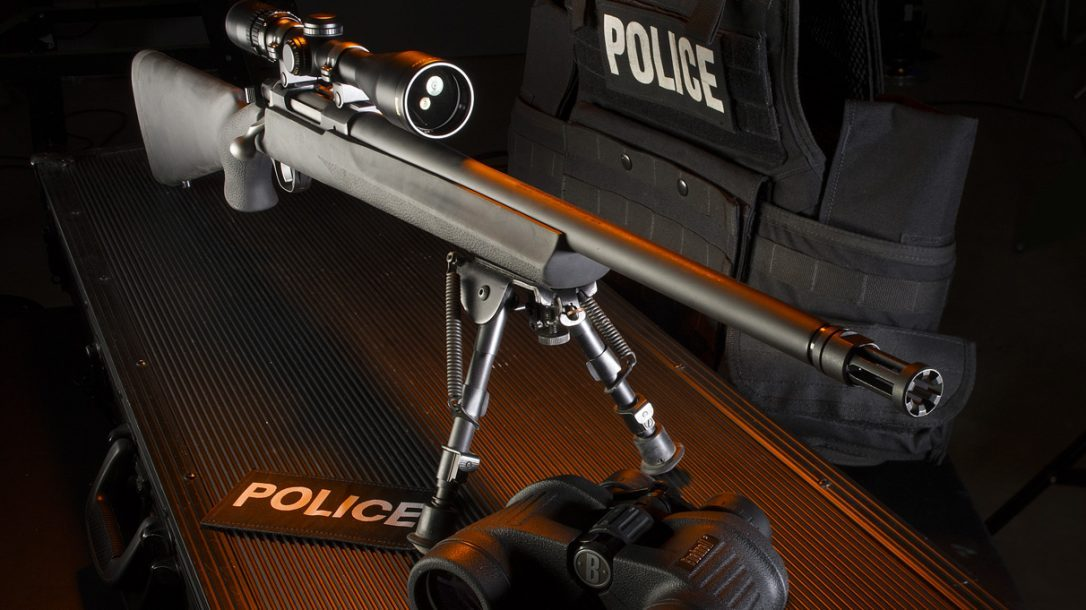 Ruger M77 Hawkeye Tactical 223