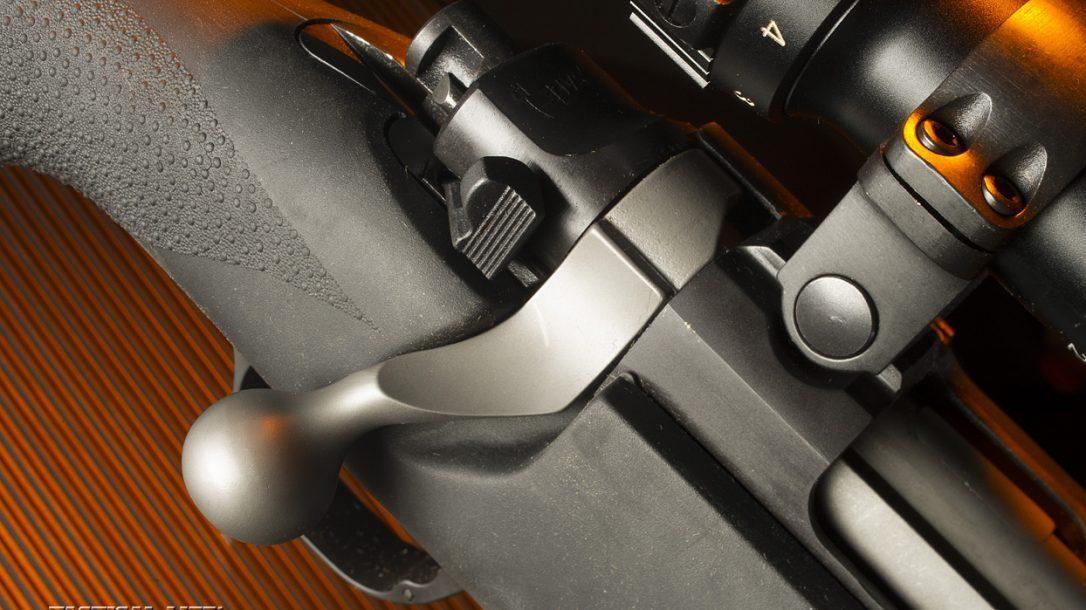 Ruger M77 Hawkeye Tactical 223 bolt