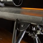Ruger M77 Hawkeye Tactical 223 forend