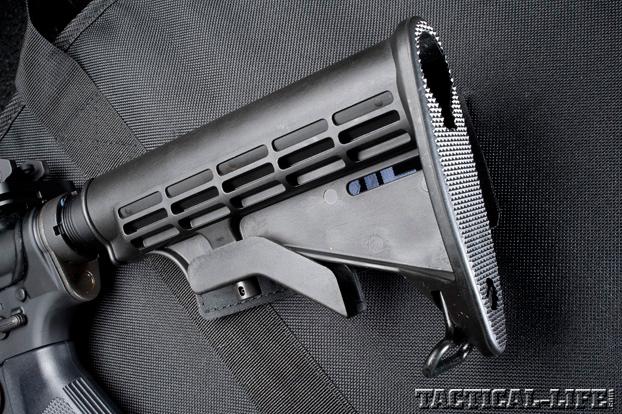 Ruger SR-556E Buttstock
