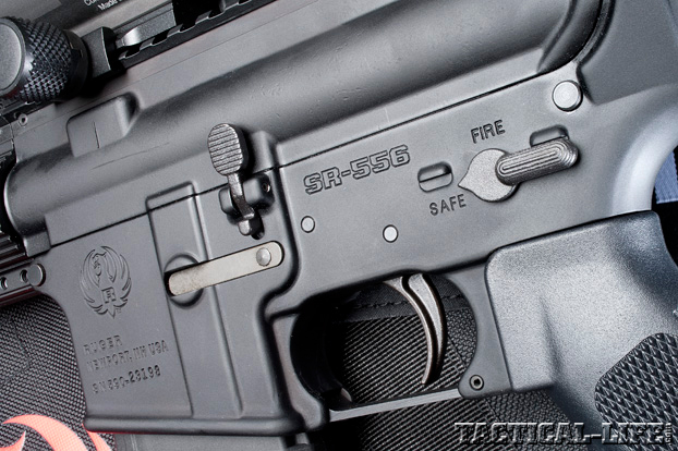 Ruger SR-556E Trigger