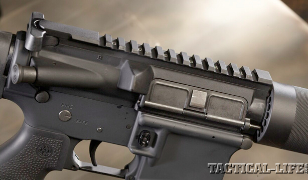 STAG ARMS model 7 rail