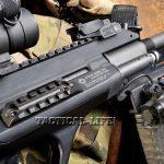 STEYR AUG A3 NATO closeup