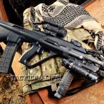 STEYR AUG A3 NATO rightview