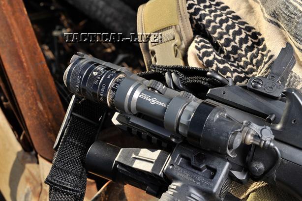 STEYR AUG A3 NATO surefirelight