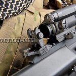STEYR AUG A3 NATO upperview