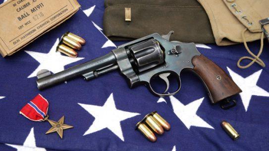 S&W M1917 Pistol