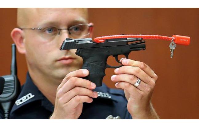 Sanford Bans Guns for Neighborhood Watch