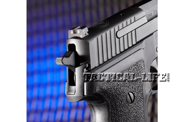 Combat Handguns Sig-Sauer-M11-A1rear