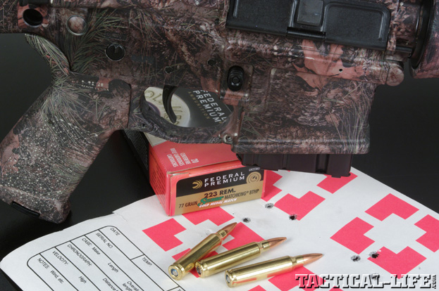 Sig Sauer M400 Hunter Ammo