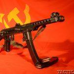 Soviet PPS-43 SMG Submachine Gun
