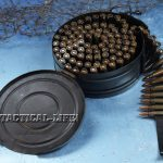 Soviet Weapons DS Arms Belt-Fed 7.62X39mm RPD drum mag