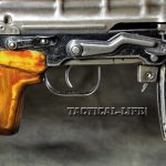 Soviet Weapons Dragunov Sniper Rifle right side