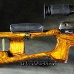 Soviet Weapons Dragunov Sniper Rifle stock