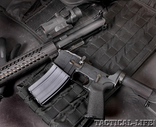 Stag Arms Model 3G Disassembled