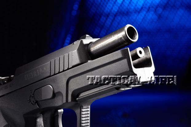Combat Handguns Steyr-L9-A1-barrel