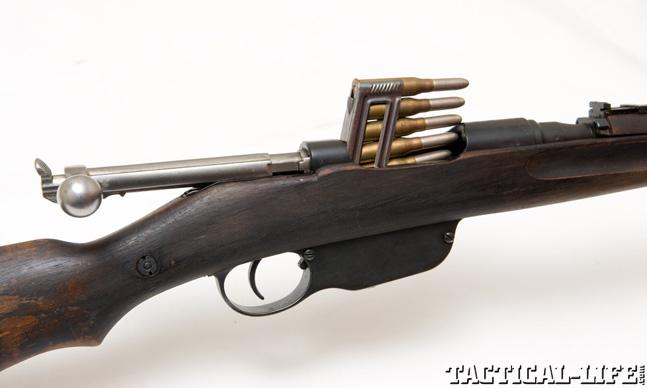 Steyr M.95 Clip Loaded Magaizne