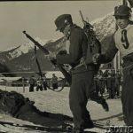 Skier Solders Steyr M.95