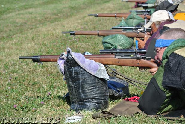 Military Surplus Ammo Firearms