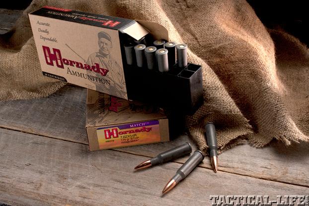 Military Surplus Ammo Hornady
