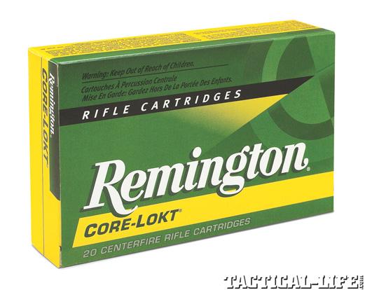 Military Surplus Ammo Remington