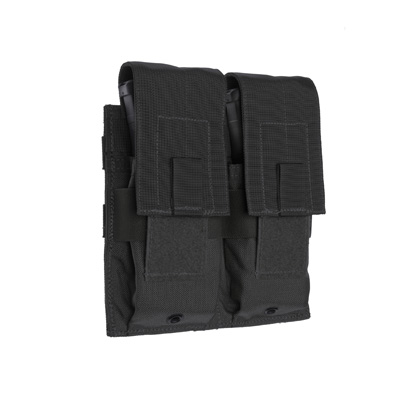 TAC SHIELD BLACK PRODUCT Double Rifle Pouch