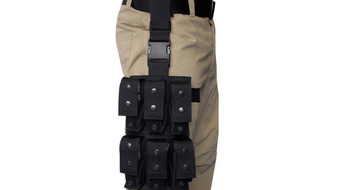 Tacprogear Universal Drop-Leg Munitions Pouch