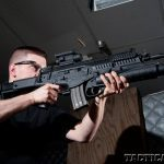 Test Firing Beretta ARX160