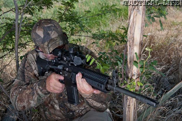 Testing Colt LE901