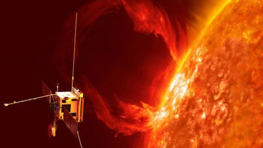 Thales Alenia Space Gets Contract With Italian Space Agency
