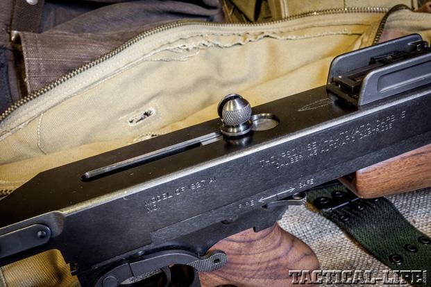 Thompson SMG Submachine Gun Receiver