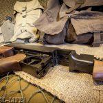 Thompson SMG Submachine Gun Right Bottom