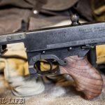 Thompson SMG Submachine Gun Trigger