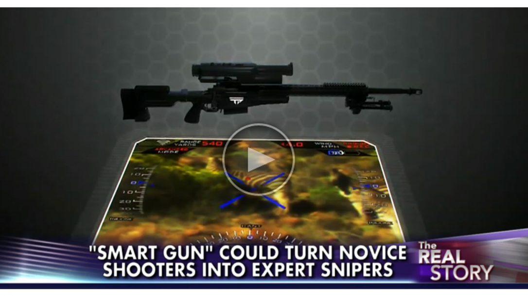 "TrackingPoint ""Smart Guns"" Bring Sniper Skills to Novice Shooters"