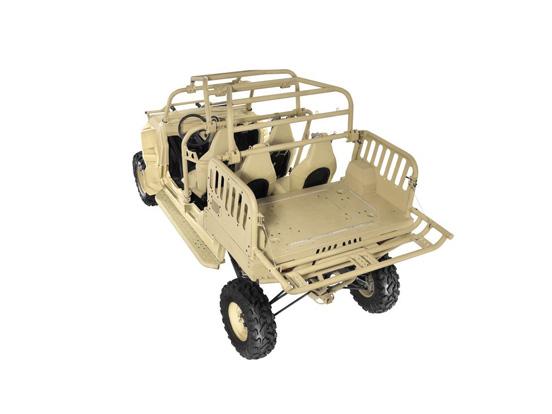 Polaris USSOCOM ATV