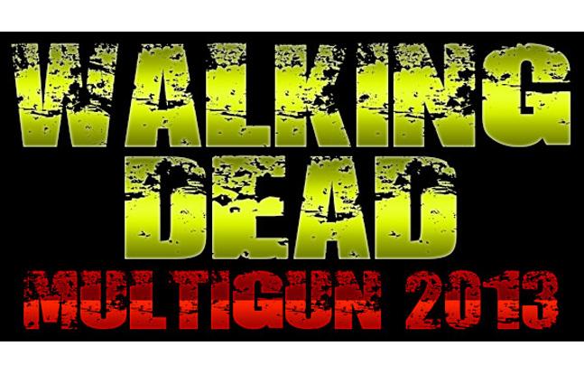Walking Dead MultiGun 2013