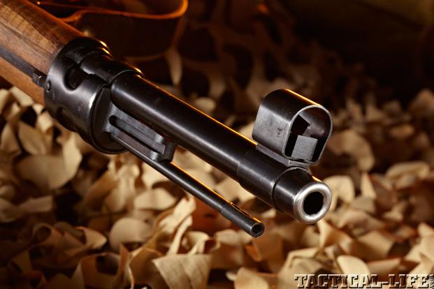 Yugo M48A Mauser Front Sight Hood