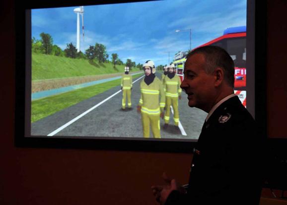 RescueSim Virtual Training Tools - Car Crash