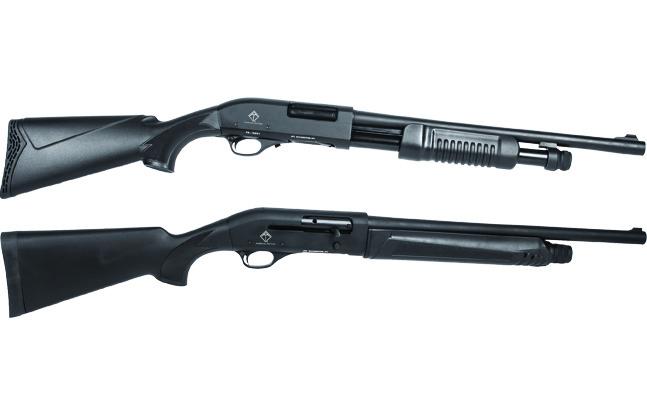 American Tactical Imports TAC-SX2 and TAC-PX2 12-Gauge Shotguns