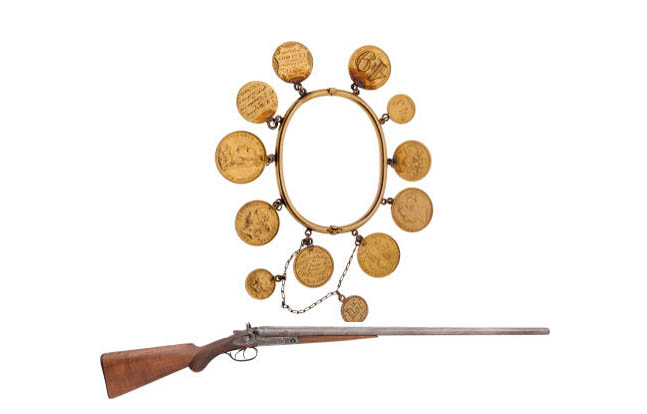 Annie Oakley's 16-Gauge to be Sold at Auction